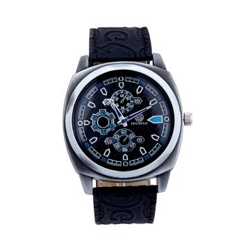 Black quartz   watches