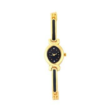 Gold quartz   watches