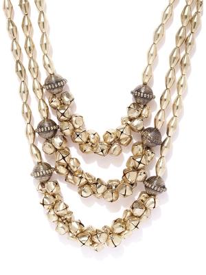 Infuzze Gold necklaces