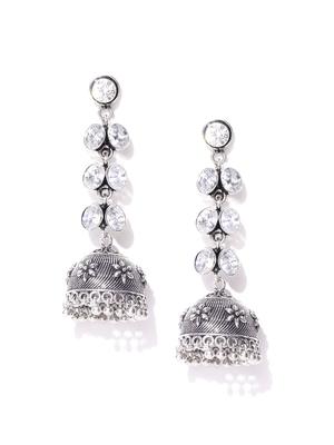 Infuzze Silver earrings