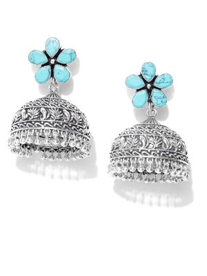 Infuzze Turquoise earrings