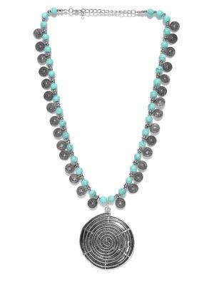 Infuzze Turquoise  necklaces
