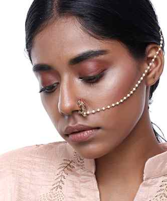 Maharashtrian Nose Ring