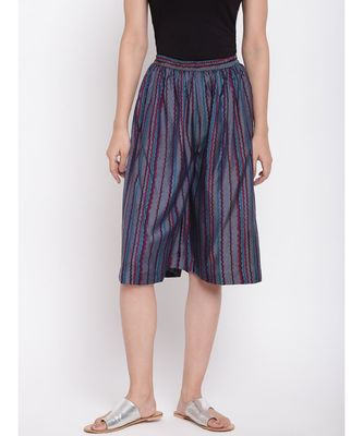 Blue Current Stripe Pant