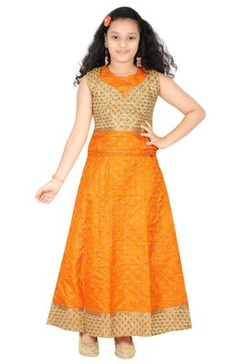 Girls Ready To Wear Traditional Lehenga Choli Set