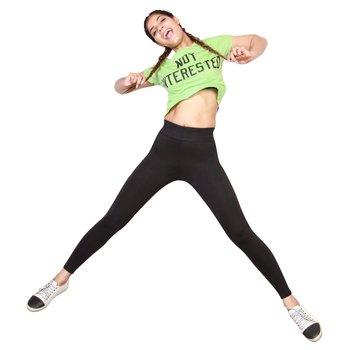 Black Active Leggings