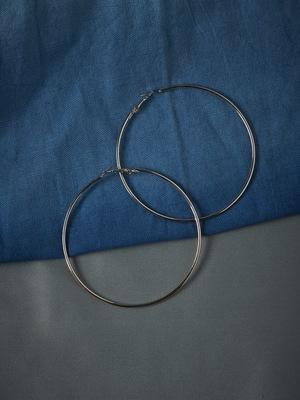 ZeroKaataSilver earrings