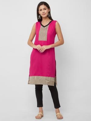 Women's The Aduna Kurti in Handloom Cotton