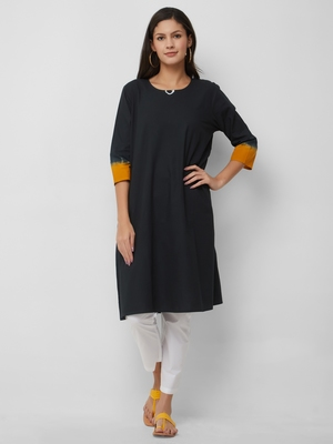 Women's The Karisha Kurti in Tie Dye Cotton