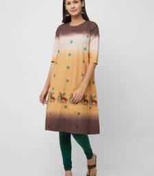 Women's The Anaisha Tie Dye Kurti