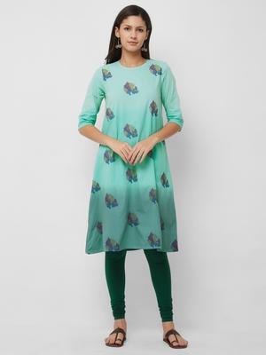 Women's The Jhelum Tie Dye Kurti