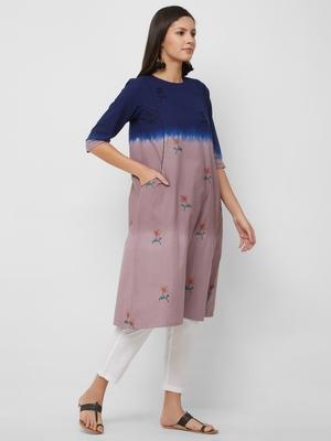 Women's The Megha Tie Dye Kurti