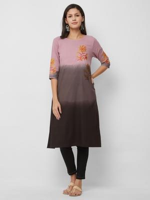 Women's The Shyama Tie Dye Kurti