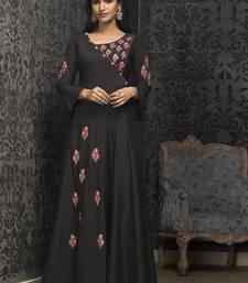 Coffee Silk Islamic Tunics