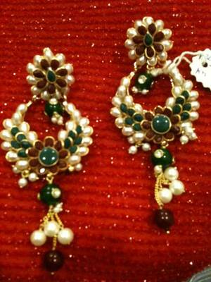 Chand Bali Traditional Earring