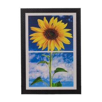 Sunflower Satin Matt Texture UV Art Painting