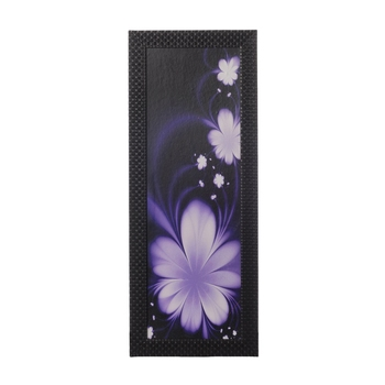 Floral Satin Matt Texture UV Art Painting