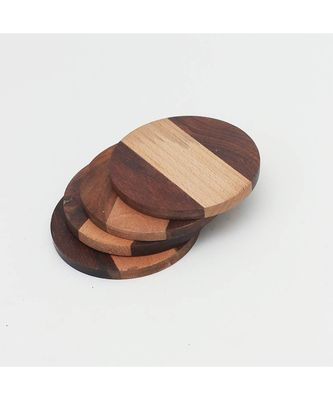 Cabo Wooden Coasters