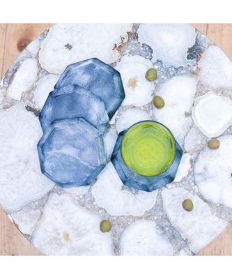 Hexagonal Handmade Coasters