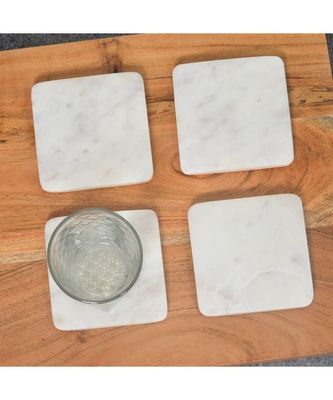 Square Handmade Coasters