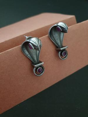 Infuzze Pink earrings