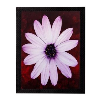 Pink Sunflower Matt Textured UV Art Painting