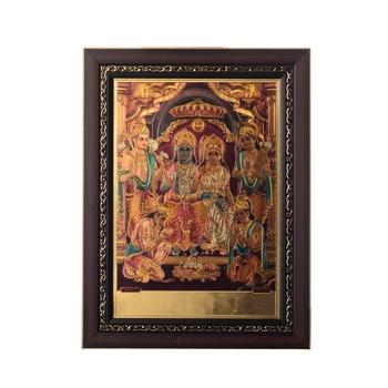 Ram Darbar Laminated Golden Foil