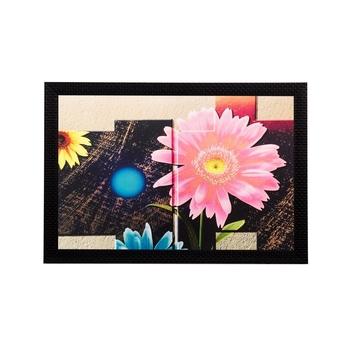 Beautiful flowers Matt Textured UV Art Painting
