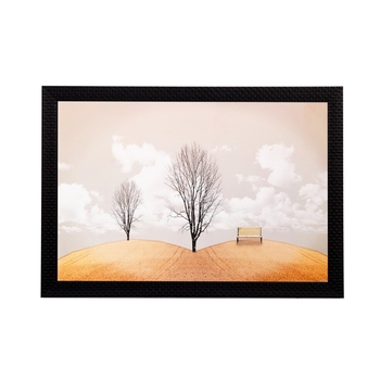 Leafless Tree Matt Textured UV Art Painting