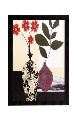 Botanical Matt Textured UV Art Painting
