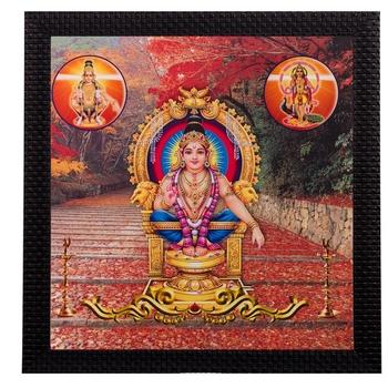 Goddess Laxmiji Matt Textured UV Art Painting