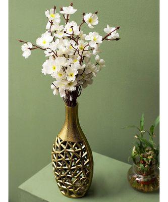 Scandinavian Style Golden Vase