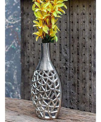 Scandinavian Style Aluminium Vase