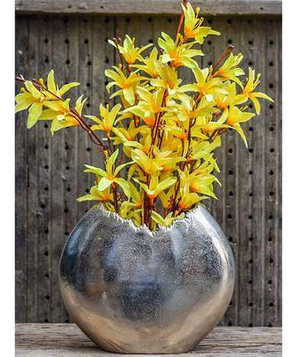 Chapeaux Silver Pour Vase