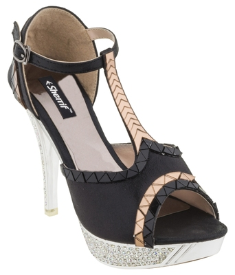 SHERRIF SHOES HIGH-HEELS SANDALS