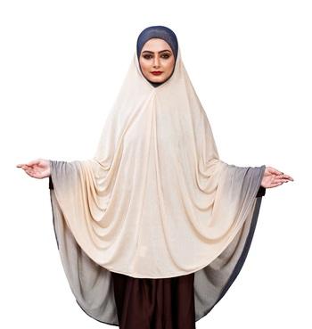 Justkartit Women Wear Long Instant Ready To Wear Plain Scarf