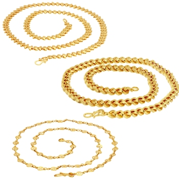 Gold Combo Chain