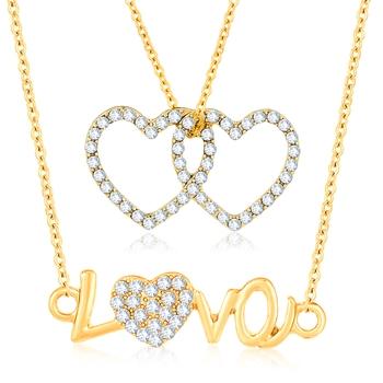 Yellow diamond jewellery