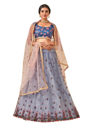 Grey plain