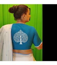 BODHI TREE cotton blouse