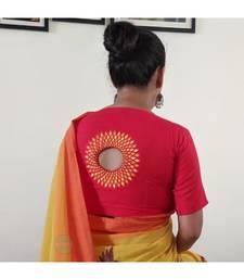 ZERO cotton blouse