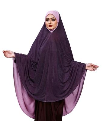 Justkartit Women Free Size Islamic Wear Instant Prayer Hijab Abaya For Women