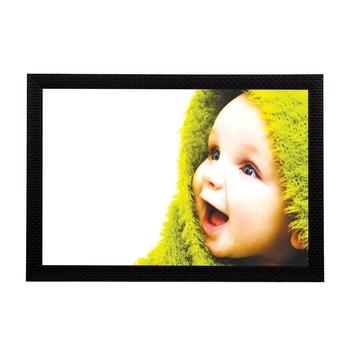 Laughing Baby Satin Matt Texture UV Art Painting
