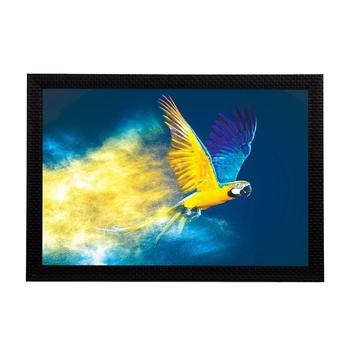 Flying Bird Satin Matt Texture UV Art Painting