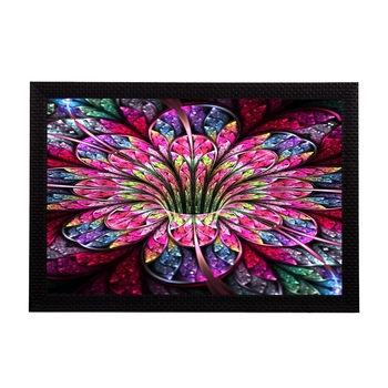 Flower Satin Matt Texture UV Art Painting