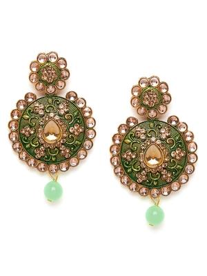 Zerokaatagreen Earrings