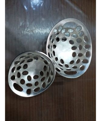 silver aluminium other home accessory