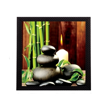 Soothing Stones Satin Matt Texture UV Art Painting