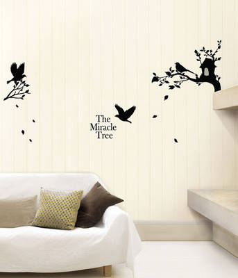 The Miracle Tree Wall Decal