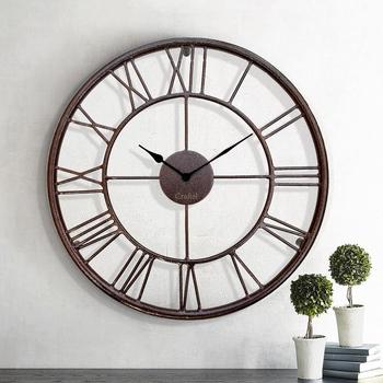 """18""""  Antique Copper Decorative Roman Wall Clock for Home"""